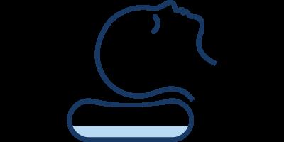 Adaptación ergonómica para tu cabeza y cuello